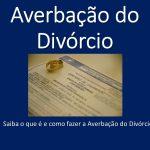 Certidão de Divorciado