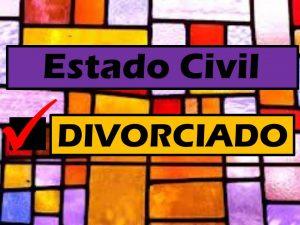 como saber se estou divorciada